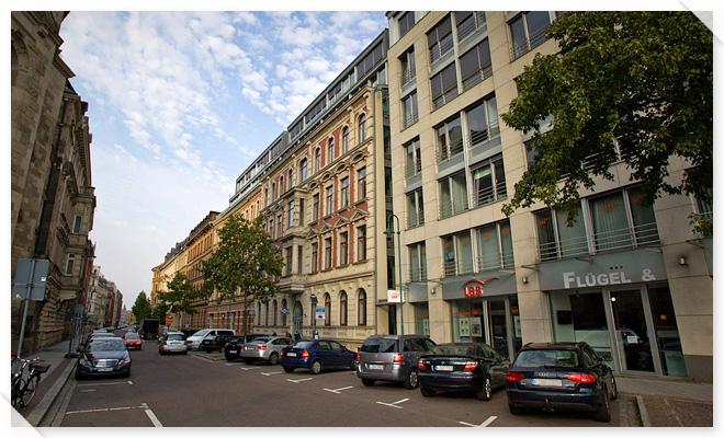 Außenansicht Löhrstraße 6-8